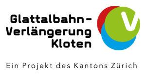 Projektlogo Glattalbahn-Verlängerung Kloten